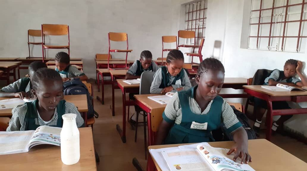 Schooljaar 2020 / 2021 in The Gambia